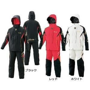 がまかつ(Gamakatsu)防寒防水 ゴアテックス(R) オールウェザースーツ GM-3431 ミドラーー有り (防水透湿 上下 磯釣り グレ 石鯛|turidaisuki