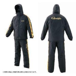 送料無料 がまかつ トレーニングウォームスーツ(ライトレイン) GM-3438(ウェア フィッシング フィッシングウェア レインウェア レインスーツ|turidaisuki
