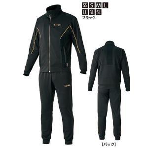 送料無料 がまかつ(Gamakatsu) ライトクールスウェットスーツ GM-3626 ブラック  20,900円 (釣り 磯釣り ウェア 吸汗 速乾|turidaisuki