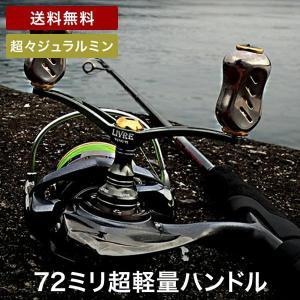 メガテック リブレ ダブルハンドル ウイング72/WING72fino シマノS2&ダイワ(つり スピニングリール 釣り具 スピニング リール ハンド|turidaisuki