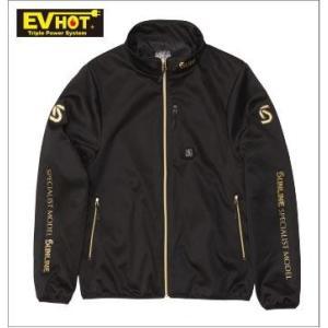 ステータス EV HOT ヒーターウインタージャケット STW-3220 S・M・L・LL(フィッシング ウェア フィッシングウェア 防寒着 サンライ|turidaisuki