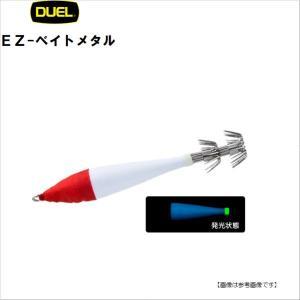 デュエル(DUEL) EZ−ベイトメタル12号 BLRHブルー夜光レッドヘッド 【メール便配送可】|turiguno-fishers