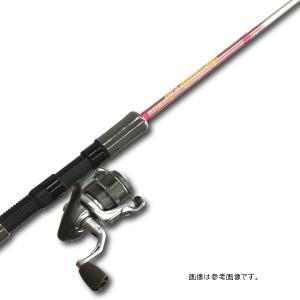 フィッシャーズ(FISHERS) オールラウンダーセット 7.0Ft ピンク turiguno-fishers