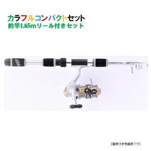 ファイブスター カラフルコンパクトセット シルバー 1.65m|turiguno-fishers