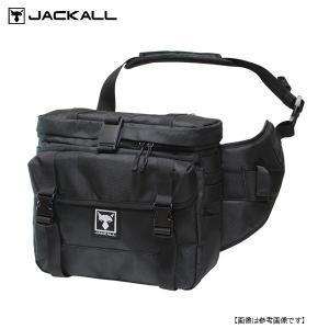 ジャッカル(JACKALL) フィールドバッグ タイプショルダー ブラック 【送料無料】 turiguno-fishers