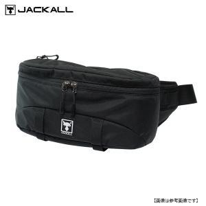 ジャッカル(JACKALL) フィールドバッグ タイプボディ ブラック turiguno-fishers