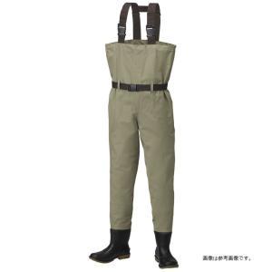 プロックス(PROX) テフロンポリエステルウェダー(チェスト/ラジアル)) 5L/6L 30-31.5cm|turiguno-fishers