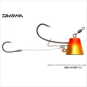 ダイワ(DAIWA) 紅牙タイテンヤ SS エビロック 3号 ケイムラオレンジ/金 【メール便配送可】|turiguno-fishers