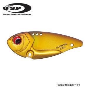 オーエスピー(OSP) オーバーライド 1/4oz OR03 ゴールデンアユ 【メール便配送可】 turiguno-fishers