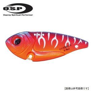 オーエスピー(OSP) オーバーライド 1/4oz OR17 サンセットタイガー 【メール便配送可】 turiguno-fishers
