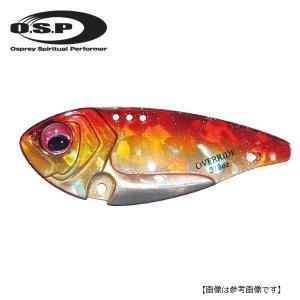 オーエスピー(OSP) オーバーライド 1/4oz OR18 スポーンレッド 【メール便配送可】 turiguno-fishers