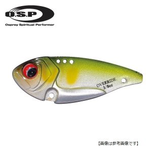 オーエスピー(OSP) オーバーライド 1/2oz OR01 アユ 【メール便配送可】 turiguno-fishers