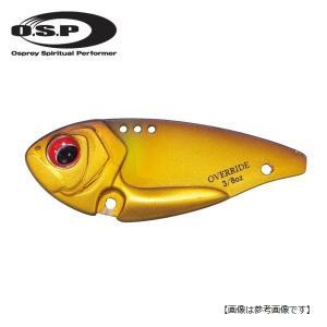 オーエスピー(OSP) オーバーライド 1/2oz OR03 ゴールデンアユ 【メール便配送可】 turiguno-fishers