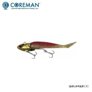 コアマン(COREMAN) バイブレーションジグヘッド (VJ−16) 057 ゴールドヘッド/アカ...