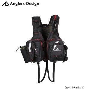 アングラーズデザイン(ANGLERS DESIGN) エクストリーム3 レッドステッチ ADF-04|turiguno-fishers