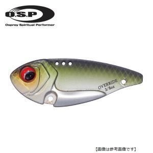 オーエスピー(OSP) オーバーライド 3/16oz CR12 寒鮒 【メール便配送可】 turiguno-fishers