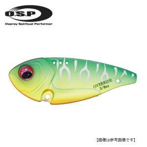 オーエスピー(OSP) オーバーライド 3/16oz OR14 マットタイガー 【メール便配送可】 turiguno-fishers