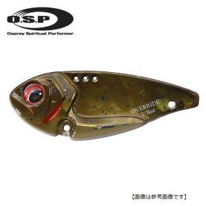 オーエスピー(OSP) オーバーライド 1/4oz OR21 スーパーゴリ 【メール便配送可】 turiguno-fishers