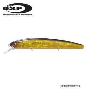 オーエスピー(OSP) 阿修羅(アシュラ)O.S.PII SP H04 黒金オレンジベリー 【メール便配送可】|turiguno-fishers