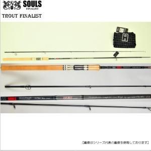ソウルズ(SOULS) トラウトファイナリスト TF−E82HS TZ 【送料無料】|turiguno-fishers