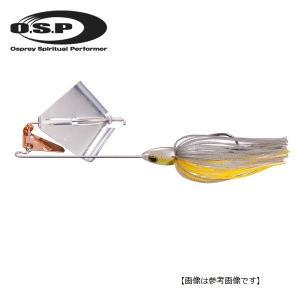 オーエスピー(OSP) バズ ゼロツー ビート  3/8oz S63 LBシャッド 【メール便配送可】|turiguno-fishers