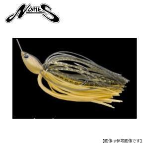 ノリーズ(NORIES) クリスタルS 3/8オンス #702 ゴールドシャッド 【メール便配送可】|turiguno-fishers