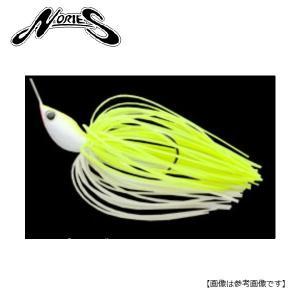 ノリーズ(NORIES) クリスタルS 3/8オンス #720 ホワイトチャートクリスタル 【メール便配送可】|turiguno-fishers