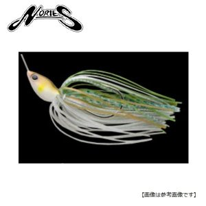 ノリーズ(NORIES) クリスタルS 3/8オンス #747 ライブアユ 【メール便配送可】|turiguno-fishers