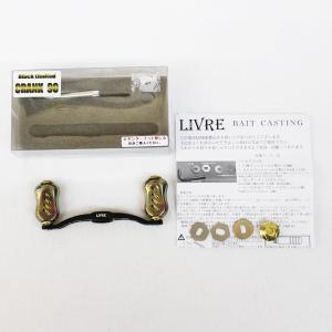 リブレ LIVRE クランク CRANK 90 ブラックリミテッド フィーノノブ turihitosuji