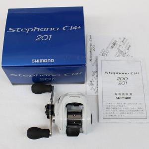 シマノ 12ステファーノ 201CI4+ 左|turihitosuji