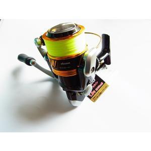 オクマ okuma  FISKER  3000/1.0 PEライン付|turikoubou
