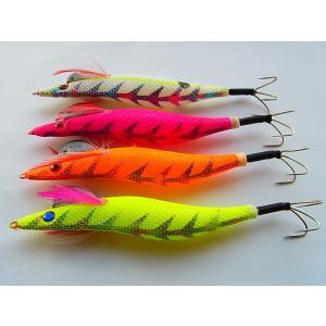 マルシン漁具 オクトパスタップ タコエギの詳細画像3