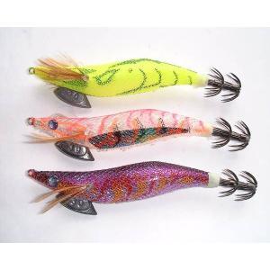 マルシン漁具 スクウィッドハンター エギ 3.0号の詳細画像3
