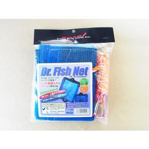 マルシン漁具 ドクターフィッシュネット(タコ入れ網) S|turikoubou