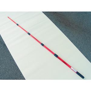 マルシン漁具 八角スティック 5段 3mの詳細画像2