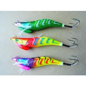 マルシン漁具 3.5号 ラトル内臓タコエギ レッツ ライド 3.5号|turikoubou|04