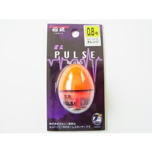 マルシン漁具 電気円錐ウキ EL パルス オレンジ