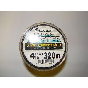 商品説明  クレハ シーガー フロロマイスター 4lb(1.0号)−320M です。  リーズナブル...