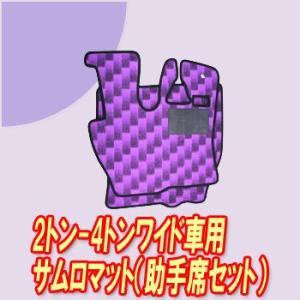 サムロマット(新型デュトロ/新型ダイナ標準平成19年1月-平成23年7月)助手席セット turn-wadayama