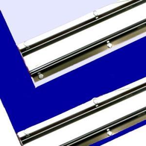 ウエイト付き泥除けEVAシリーズ ブルー(2mm×600mm×900mm)1枚