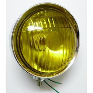 4インチ半フォーグランプ黄(24V40/40W電球付)