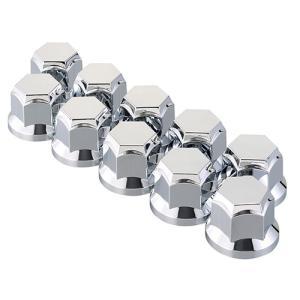 Pa-man10穴用フロント用プラ・ナットキャップ33mm(10個入り)