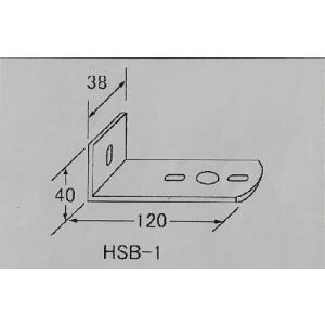 マーカーステー(ステンレス)HSB-1