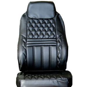 グランドダイヤシートカバー肘掛け付き 運転席のみ (三菱ふそう大型スーパーグレート) turn-wadayama