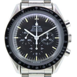 オメガ スピードマスター プロフェッショナル 5TH アポロ11号20周年記念 メンズ 1989年頃製造 下がりr トリチウム夜光 カマボコブレス 【時計】|turuya783