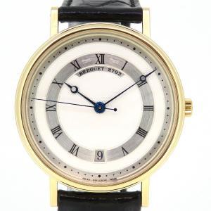 ブレゲ クラシック ツインバレル メンズ K18YG 【時計】|turuya783