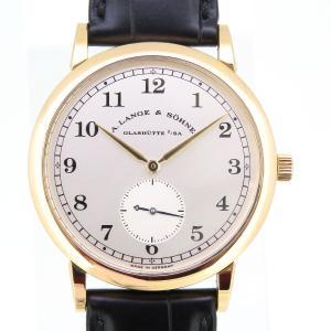 ランゲ&ゾーネ 1815 メンズ 箱ギャラ付 裏スケ K18PG 【時計】|turuya783