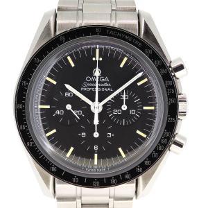 オメガ スピードマスター プロフェッショナル アポロ11号 月面着陸25周年記念モデル アンティーク・ヴィンテージ メンズ 限定モデル 【時計】 turuya783