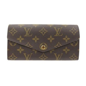 ルイヴィトン ポルトフォイユ サラ モノグラム 長財布 M60531 二つ折り財布 未使用品 【財布】 turuya783