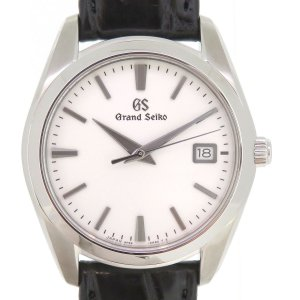 セイコー グランドセイコー 9Fクォーツ メンズ 9F62-0AB0 箱付 【時計】|turuya783